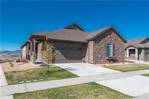 Photo of 16426 W 85th Lane #A, Arvada, CO 80007 (MLS # 8254904)