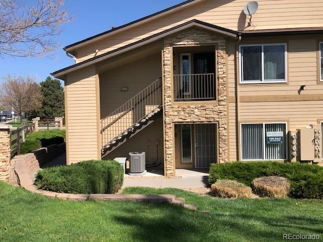 4875 S Balsam Way  1-103 #1-103, Littleton, CO 80123 - #: 7149905