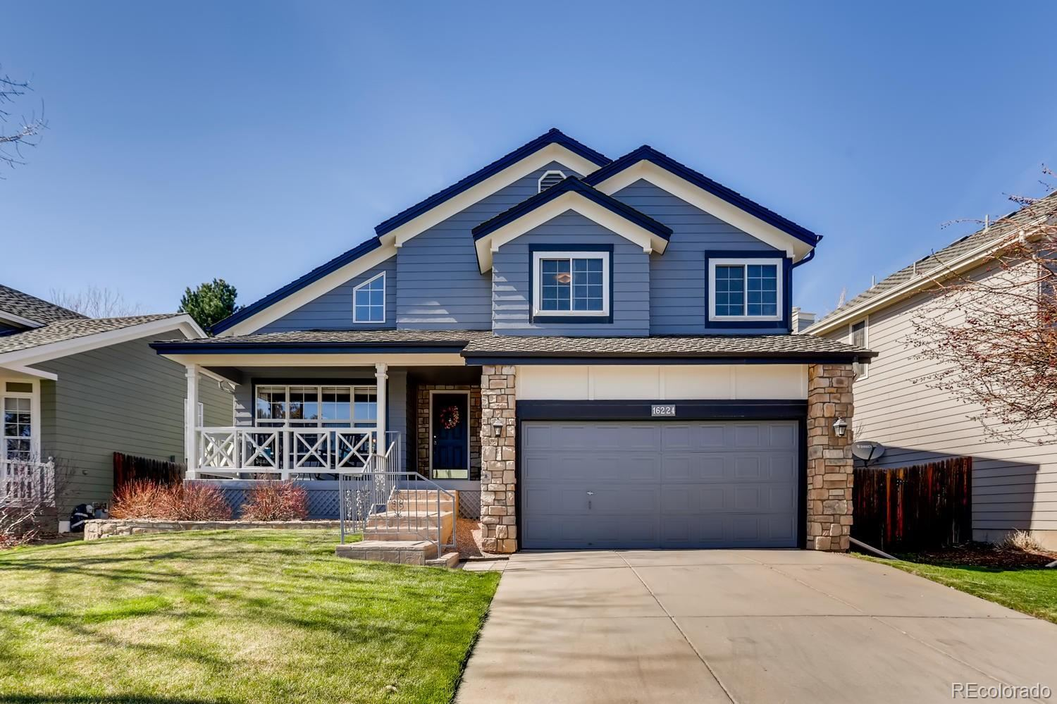 16224  Quarry Hill Drive, Parker, CO 80134 - #: 6387906