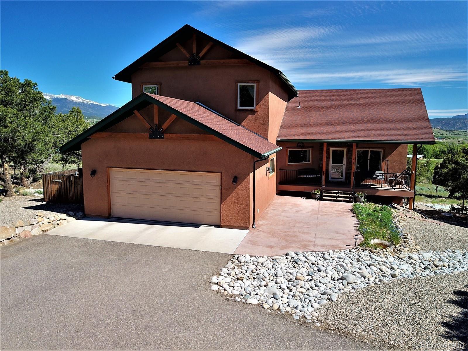 1130 Caliente Lane, Poncha Springs, CO 81242 - #: 1875908