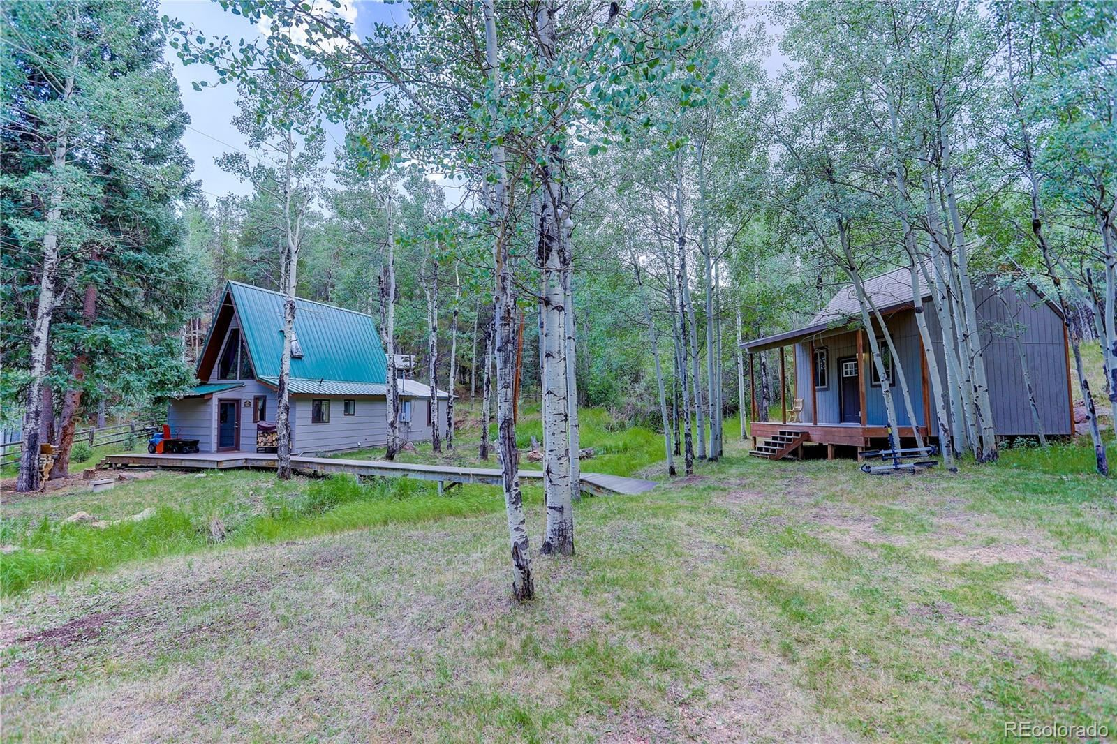 479 Deer Road, Evergreen, CO 80439 - #: 2944908