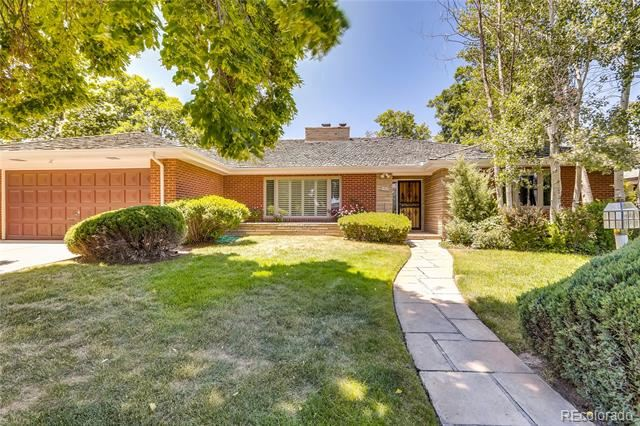 65 Forest Street, Denver, CO 80220 - #: 7145908