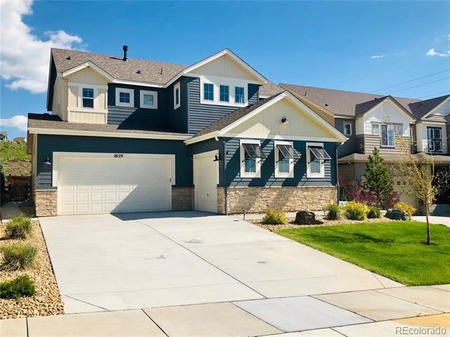 18129 West 84th Place, Arvada, CO 80007 - #: 9805908