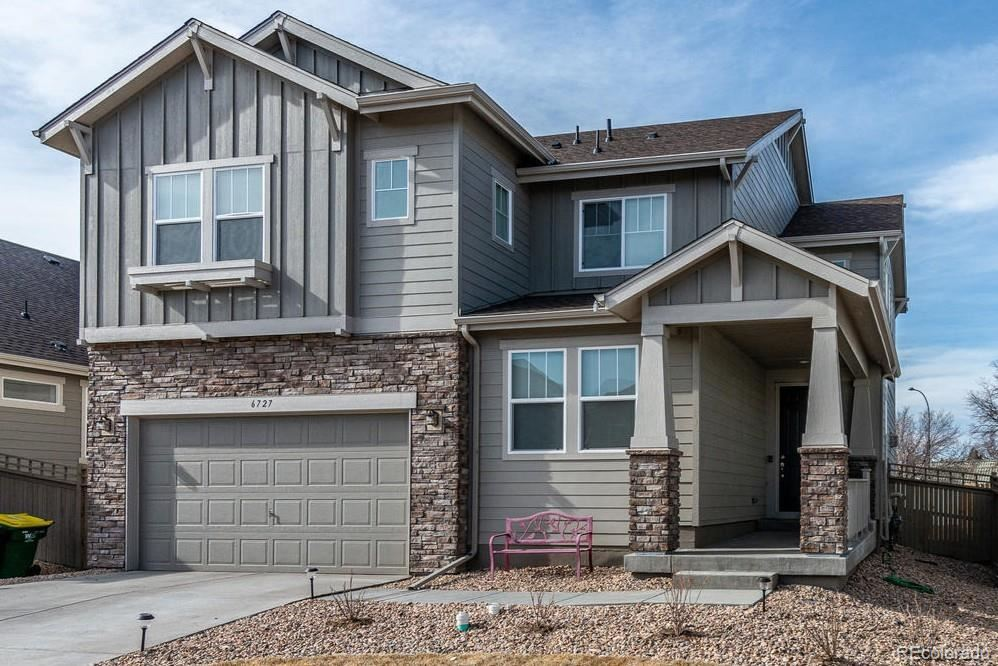 6727 W Jewell Place, Lakewood, CO 80227 - #: 4624909