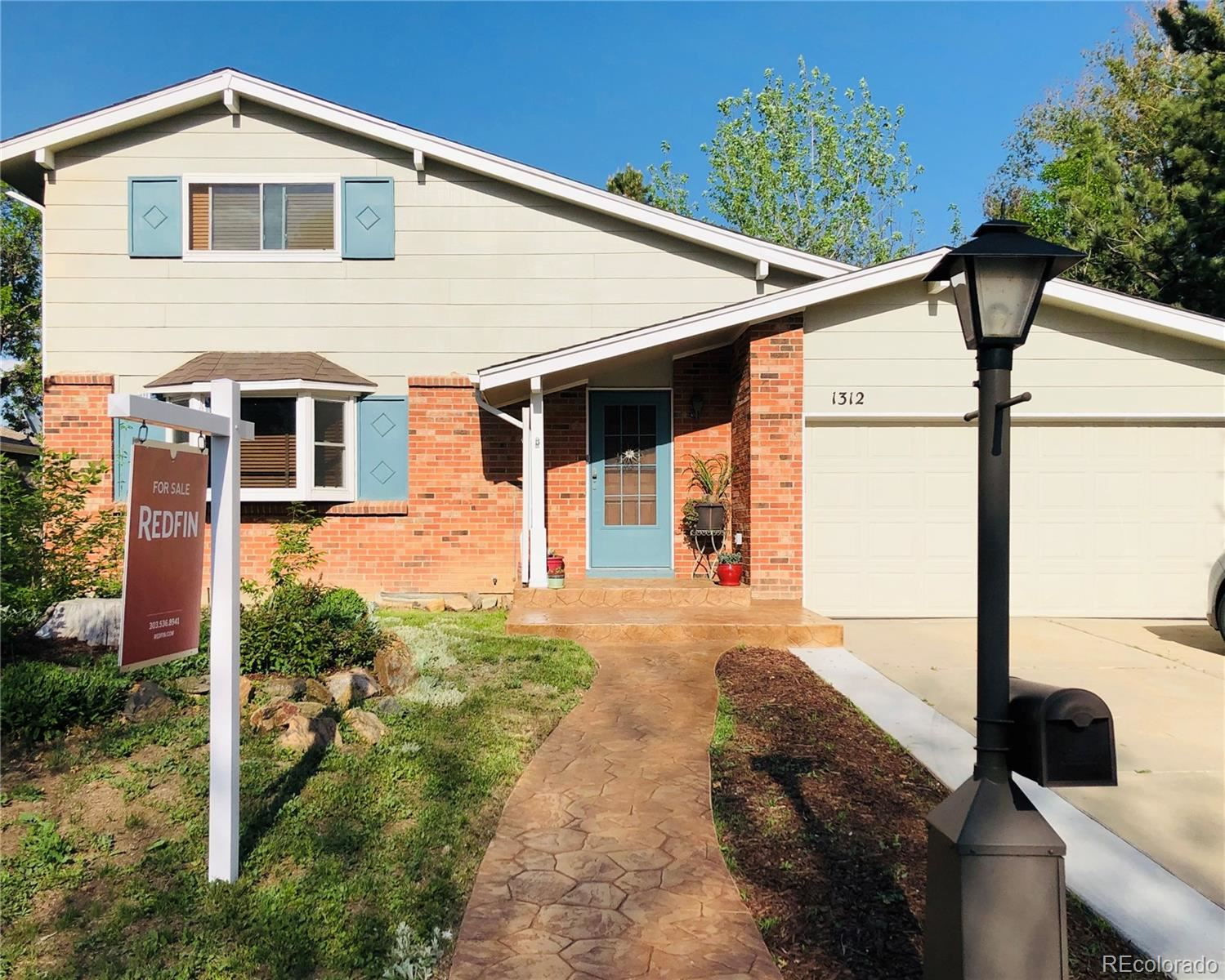 1312 S Sherman Street, Longmont, CO 80501 - #: 3920911