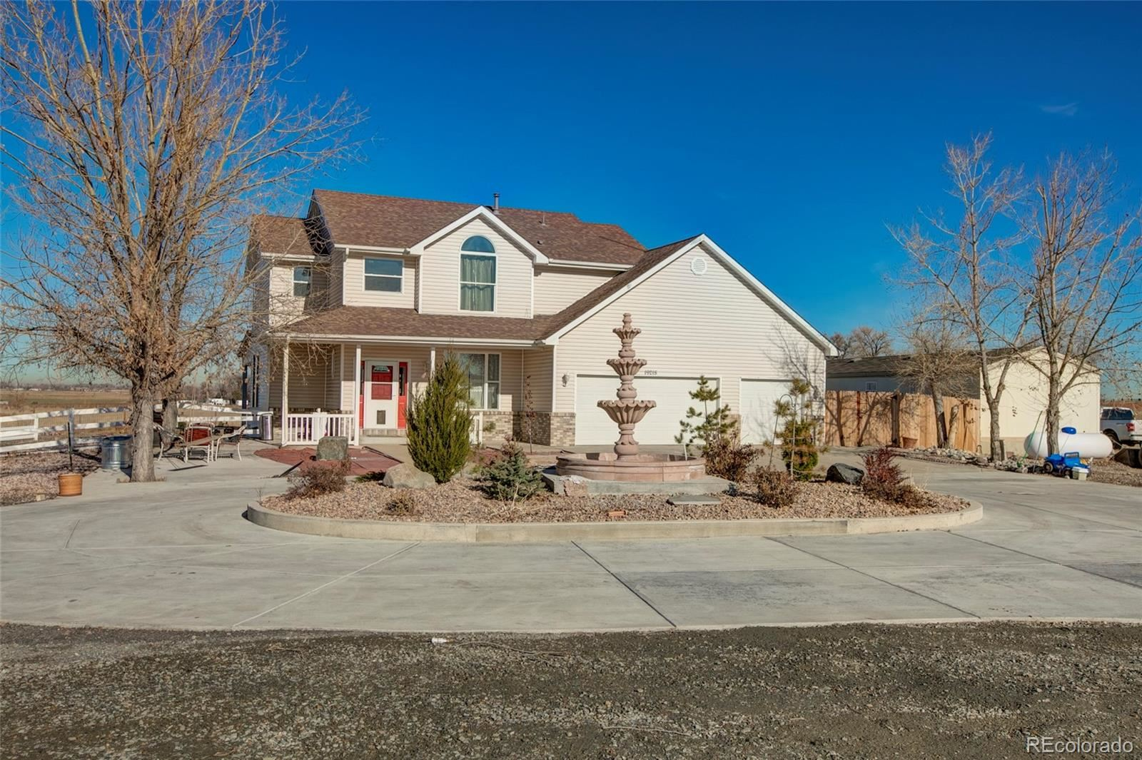 19215  County Road 4, Brighton, CO 80603 - #: 7448911