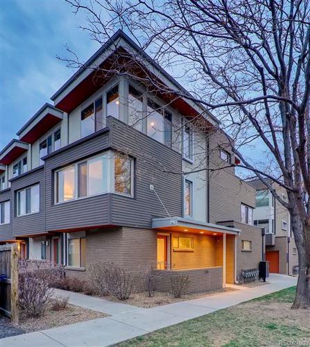 Photo of 3246 Quivas Street, Denver, CO 80211 (MLS # 8246912)