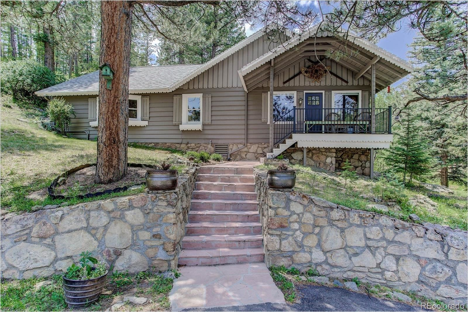 32114 Upper Bear Creek Road, Evergreen, CO 80439 - #: 3463912