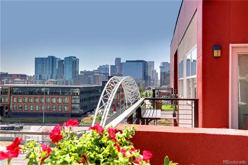 Photo of 1555 Central Street #305, Denver, CO 80211 (MLS # 4457913)