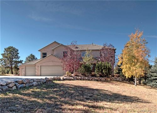 Photo of 585 E Kings Deer Point, Monument, CO 80132 (MLS # 2681916)