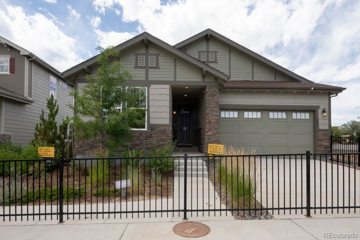 3893  Forever Circle, Castle Rock, CO 80109 - #: 6347918
