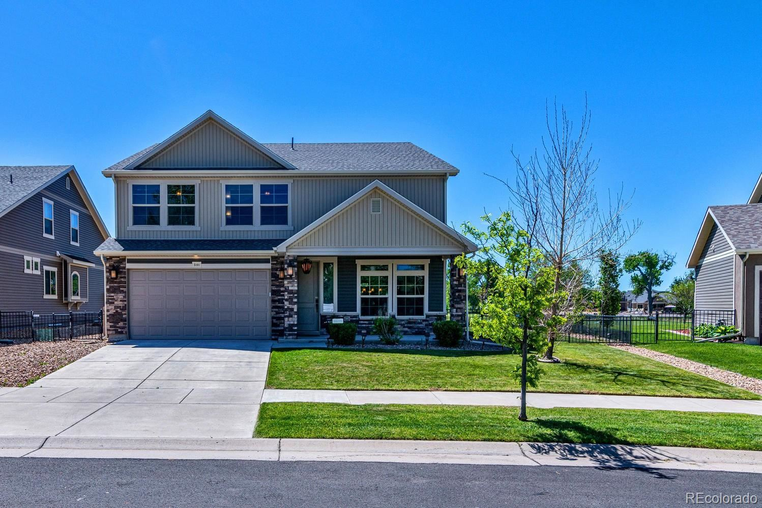 5101  Liverpool Way, Denver, CO 80249 - #: 7167919