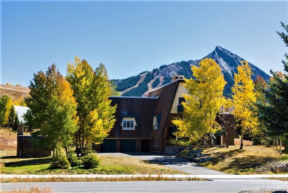 852  Gothic Road, Mount Crested Butte, CO 81225 - #: 8513922