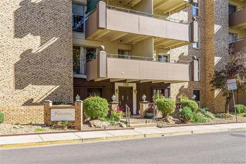 Photo of 700 Washington Street #607, Denver, CO 80203 (MLS # 5704923)