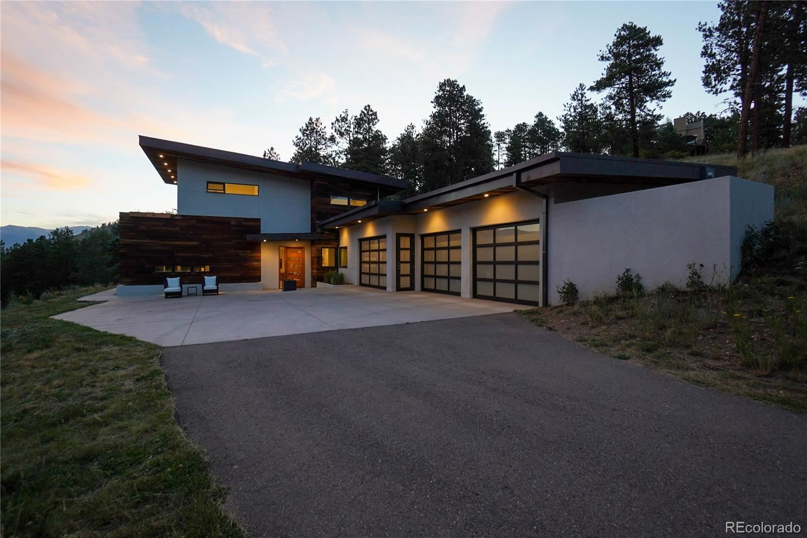 3551 Overlook Trail, Evergreen, CO 80439 - #: 7624923