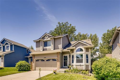 Photo of 9585 Brentford Drive, Highlands Ranch, CO 80130 (MLS # 8132924)