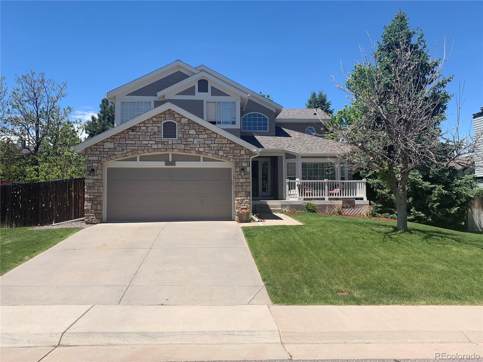 5351 S Dunkirk Way, Centennial, CO 80015 - #: 4194925