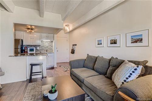Photo of 100 S Clarkson Street #405, Denver, CO 80209 (MLS # 4600928)