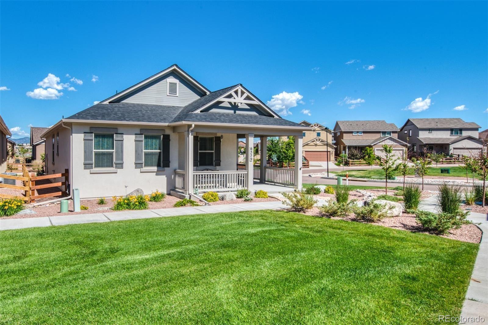 6559 Lucky Star Lane, Colorado Springs, CO 80923 - #: 1736928