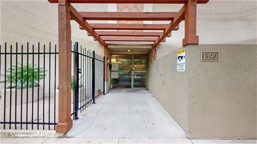 Photo of 1390 N Emerson Street #408, Denver, CO 80218 (MLS # 2102929)