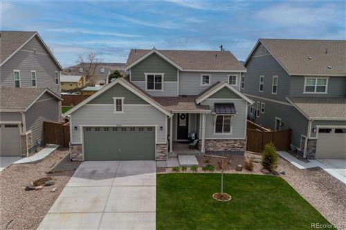 Photo of 15484 W 48th Drive, Golden, CO 80403 (MLS # 3967929)