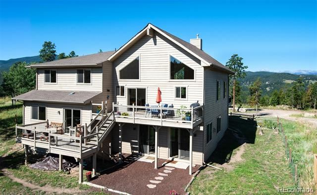 7102 Lynx Lair Road, Evergreen, CO 80439 - #: 4944929