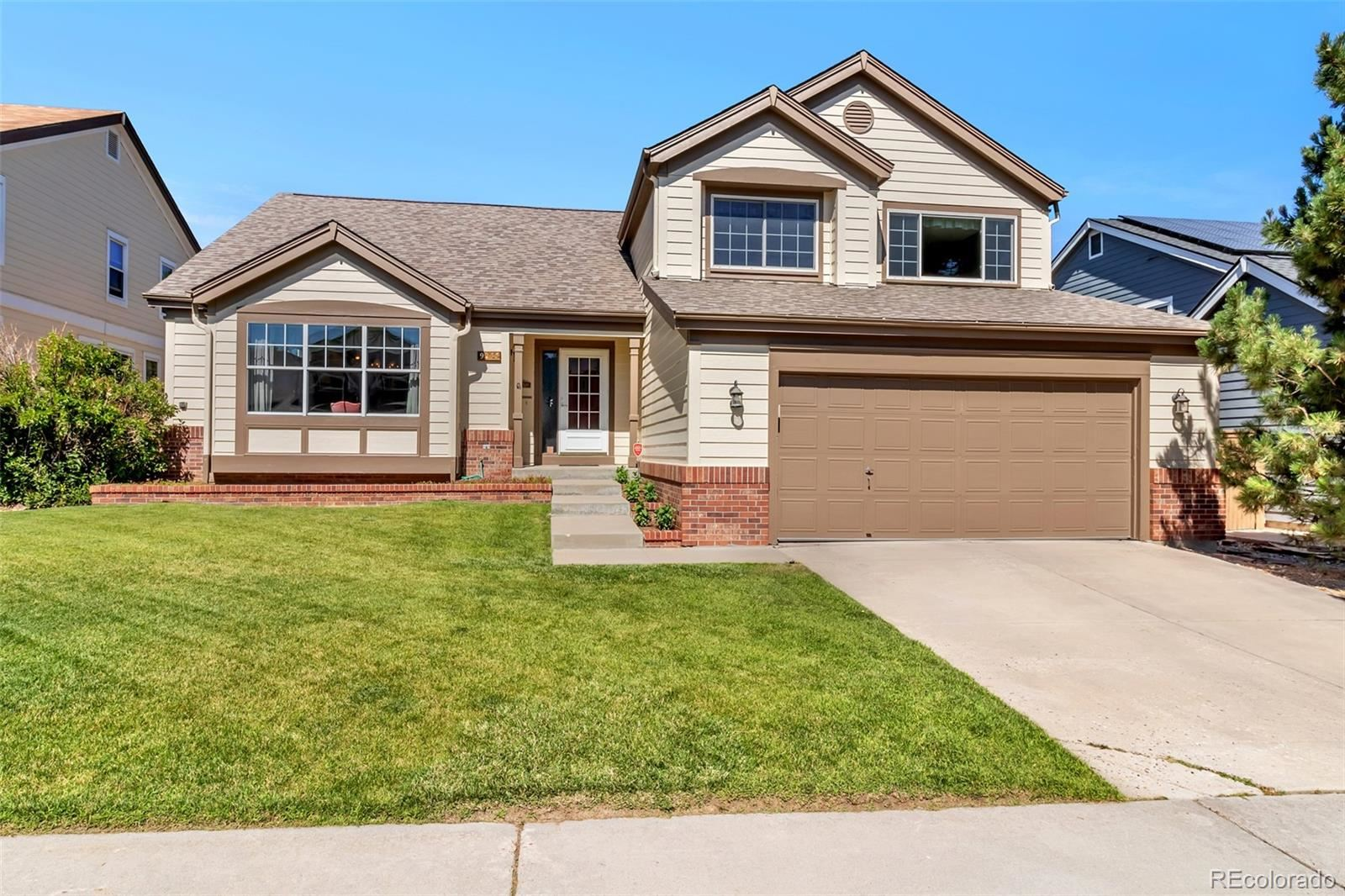 9235 Madras Court, Highlands Ranch, CO 80130 - #: 5540930