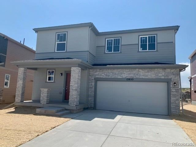 12855  Randles Avenue, Parker, CO 80134 - #: 2267931