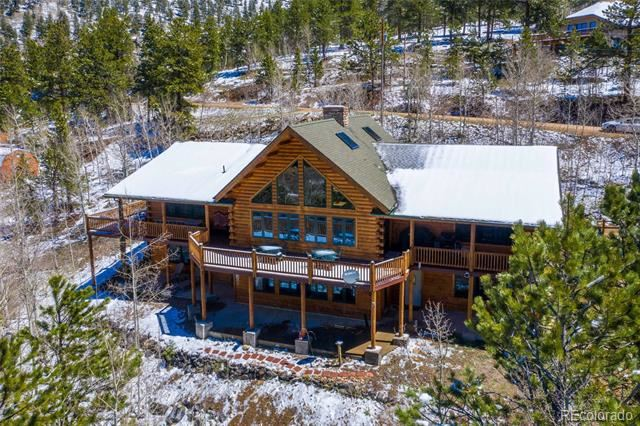 210 Bear Drive, Golden, CO 80403 - #: 2676932