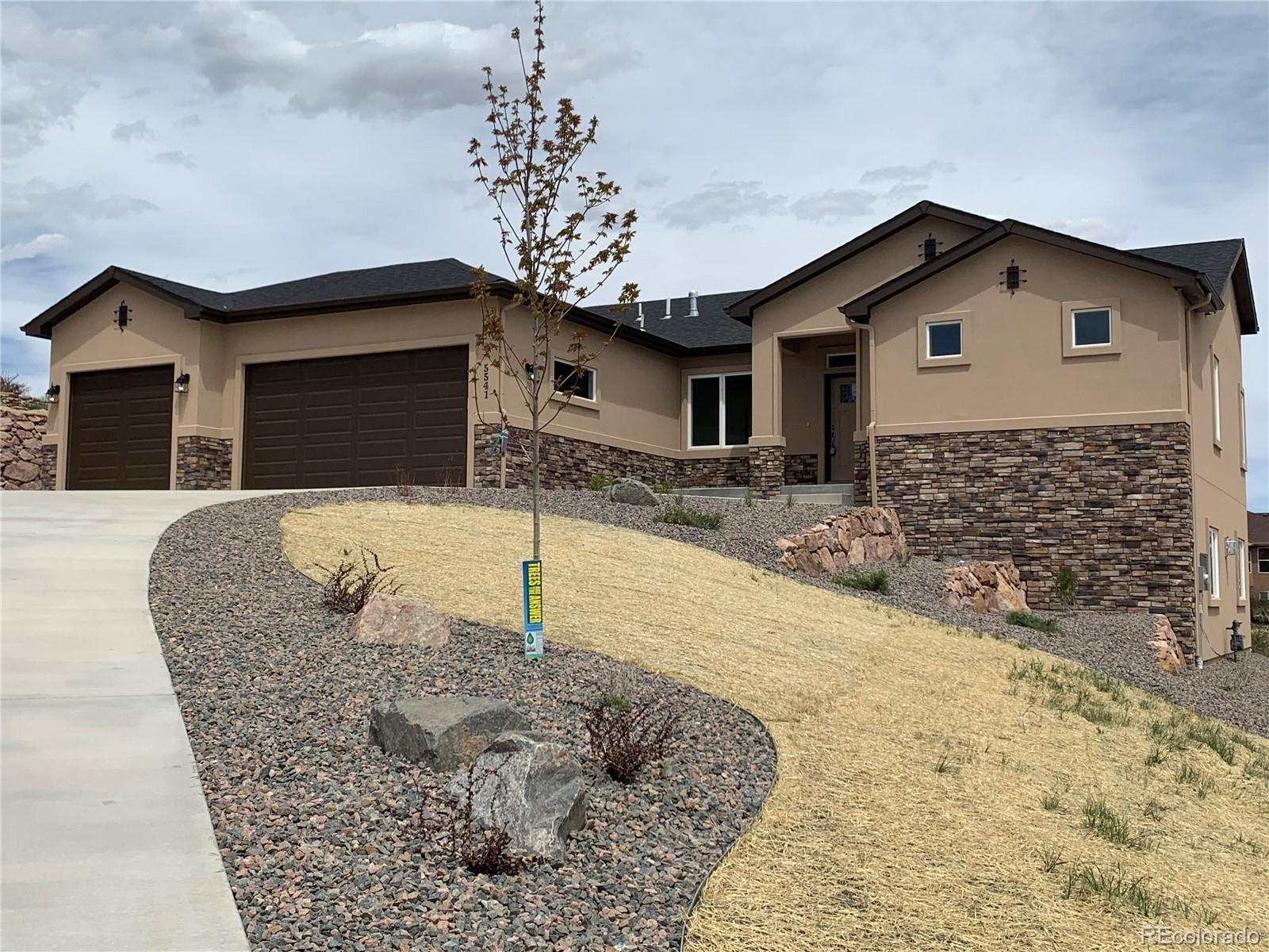 5541 Copper Drive, Colorado Springs, CO 80918 - #: 9180933
