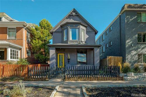 Photo of 58 S Lincoln Street, Denver, CO 80209 (MLS # 6491934)