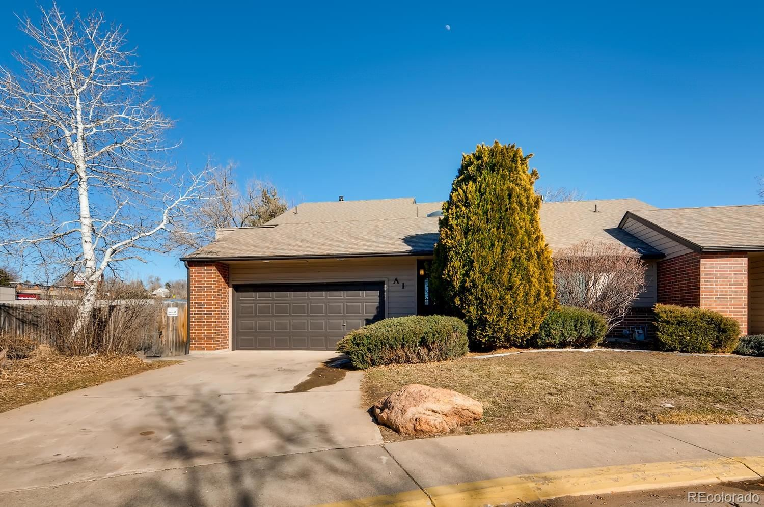 540 S Forest Street  A1 #A1, Denver, CO 80246 - #: 4466935