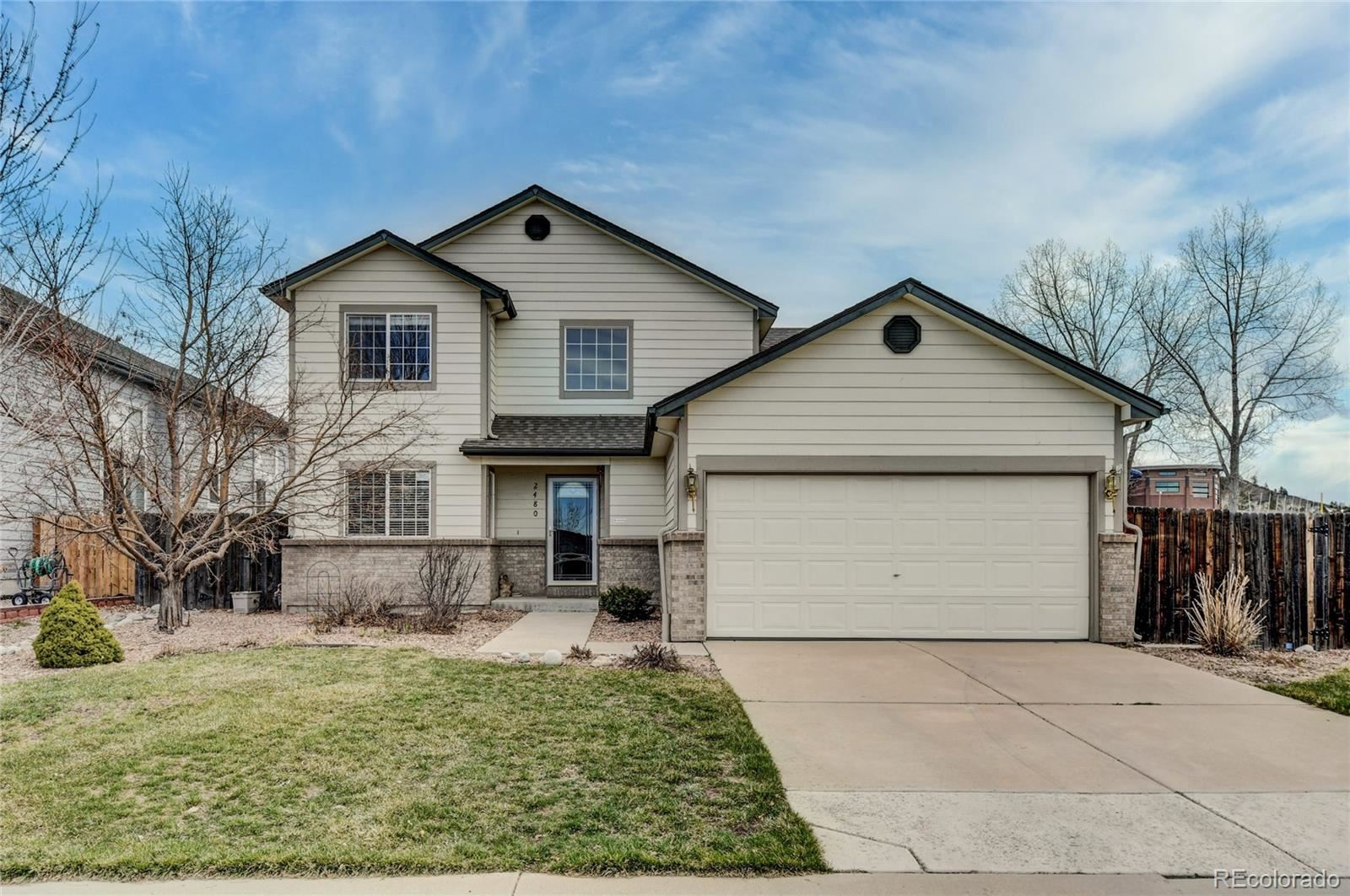 2480  Prairie Lane, Castle Rock, CO 80104 - #: 2247937