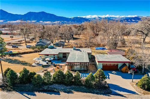 Photo of 915 Lawn Street, Boulder, CO 80303 (MLS # 6680940)