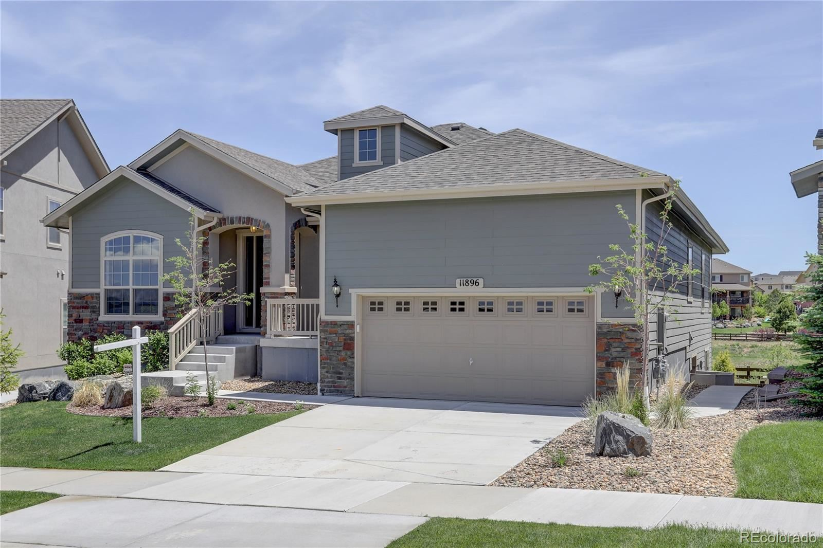 11896  Discovery Circle, Parker, CO 80138 - #: 1982940