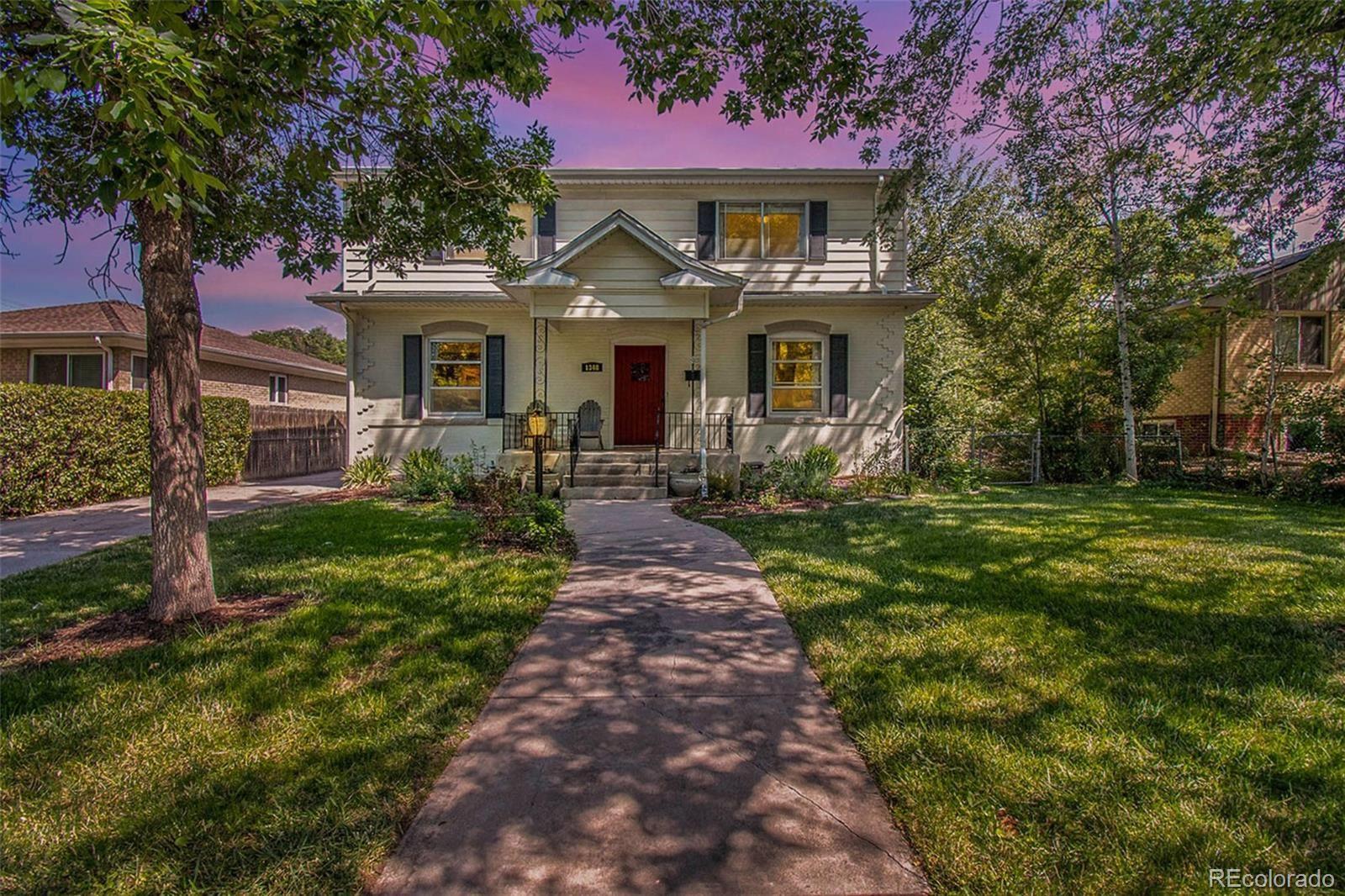 1348 Olive Street, Denver, CO 80220 - #: 6328940