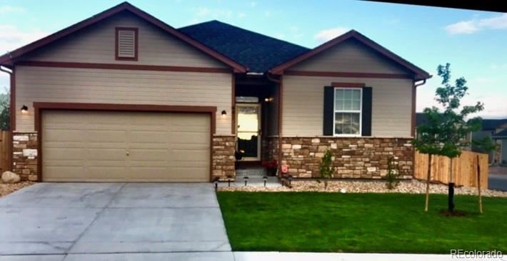 481  Clubhouse Drive, Fort Lupton, CO 80621 - #: 7705940