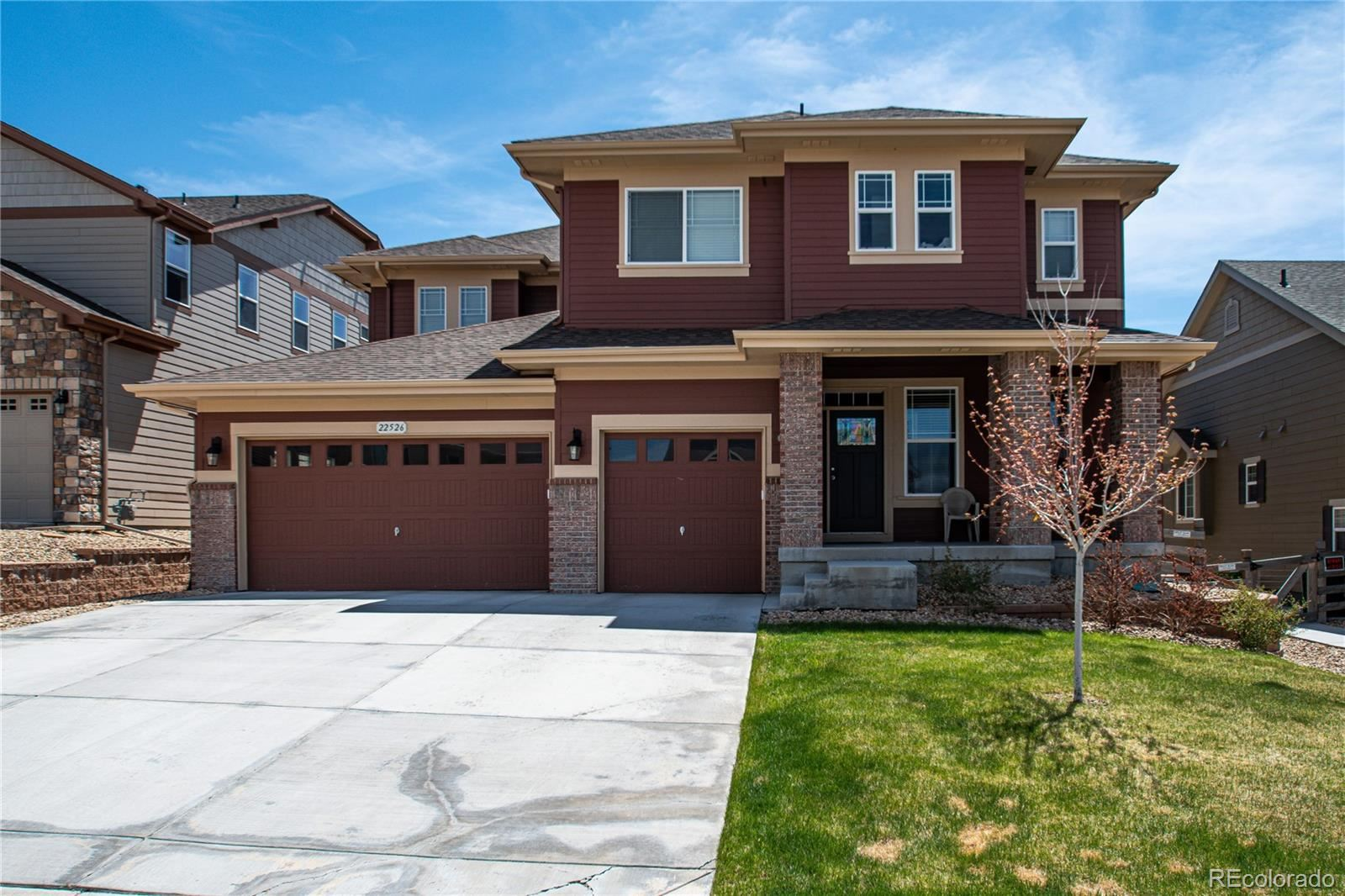22526 E Union Place, Aurora, CO 80015 - #: 8888940