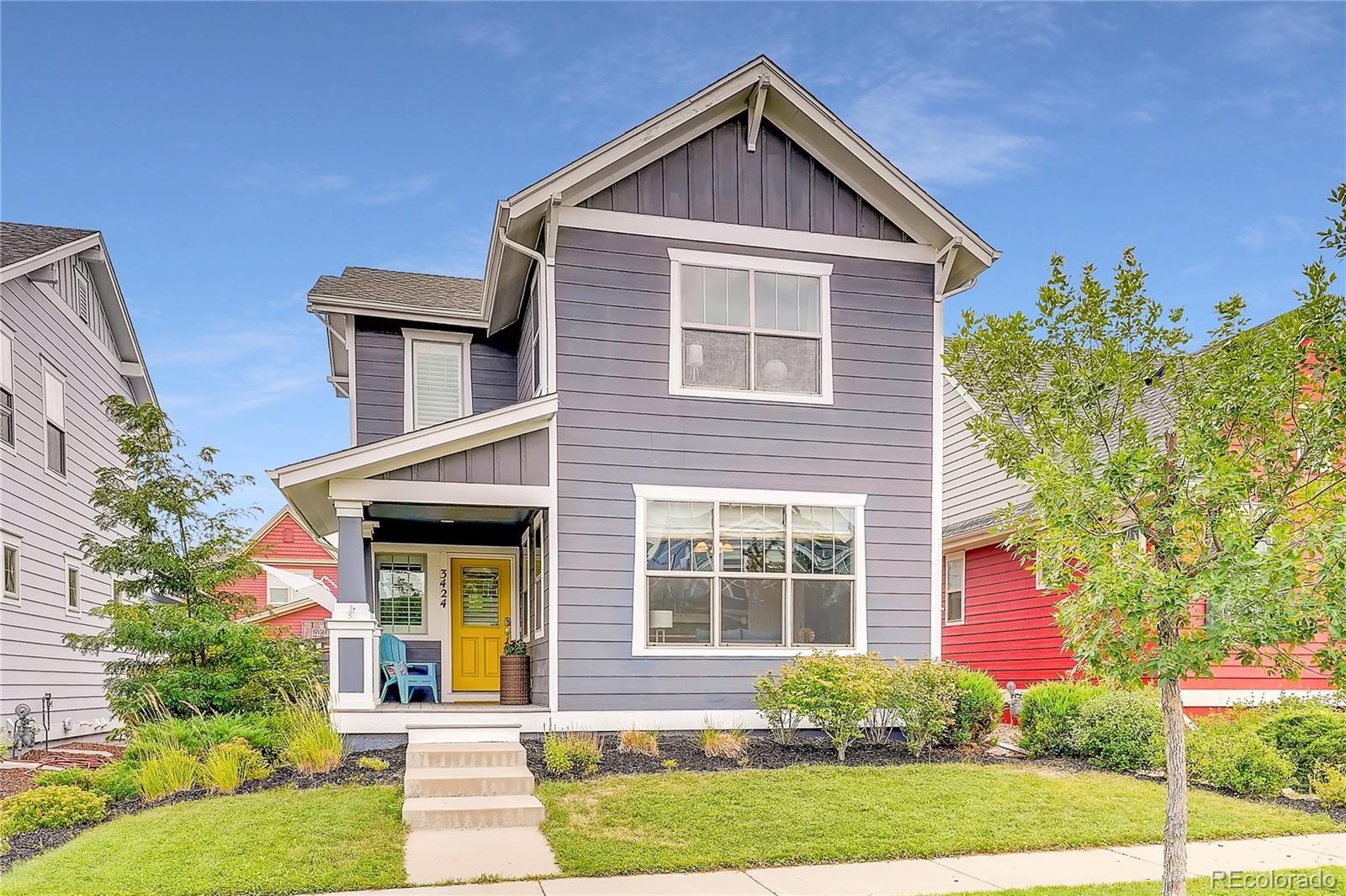 3424 Wabash Street, Denver, CO 80238 - #: 4475942