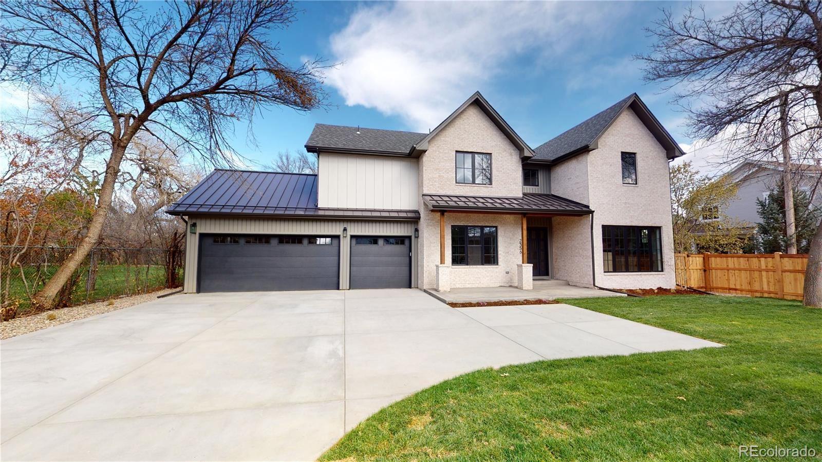 2356 S Monroe Street, Denver, CO 80210 - #: 8684942