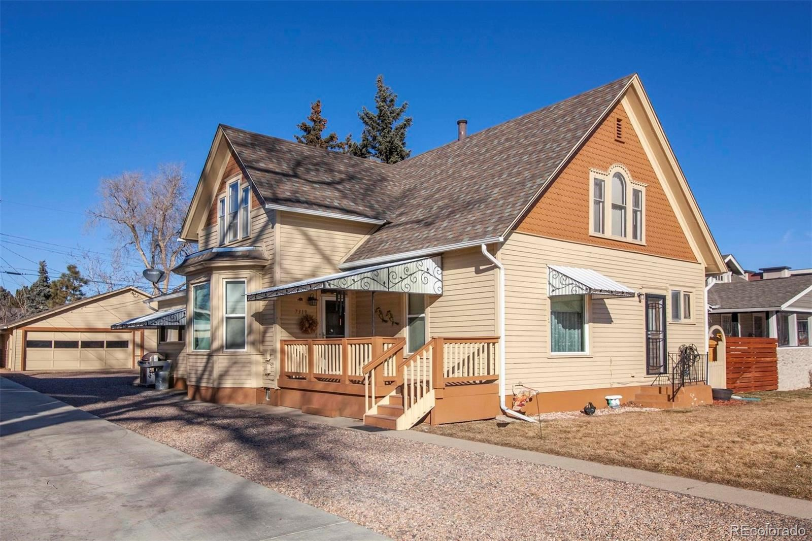 7319  Grant Place, Arvada, CO 80002 - #: 6409944