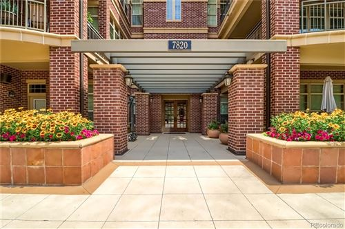 Photo of 7820 Inverness Boulevard #411, Englewood, CO 80112 (MLS # 1589945)