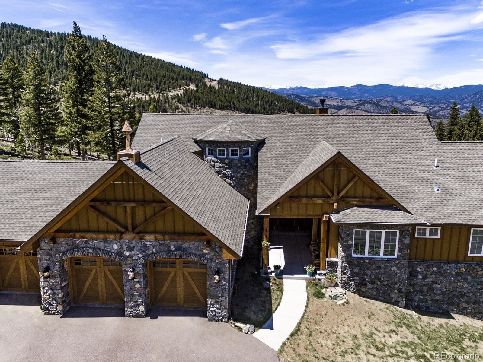 151  Outpost Lane, Evergreen, CO 80439 - #: 1694946