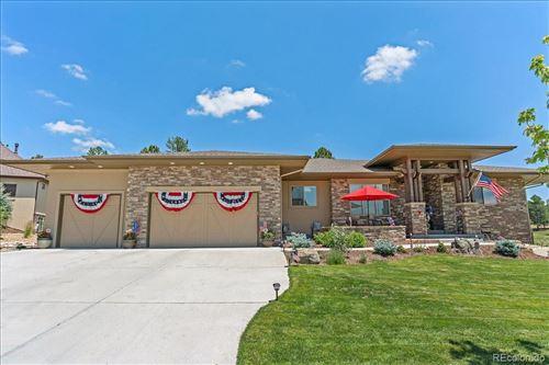 Photo of 5688 Majestic Oak Lane, Parker, CO 80134 (MLS # 9580947)