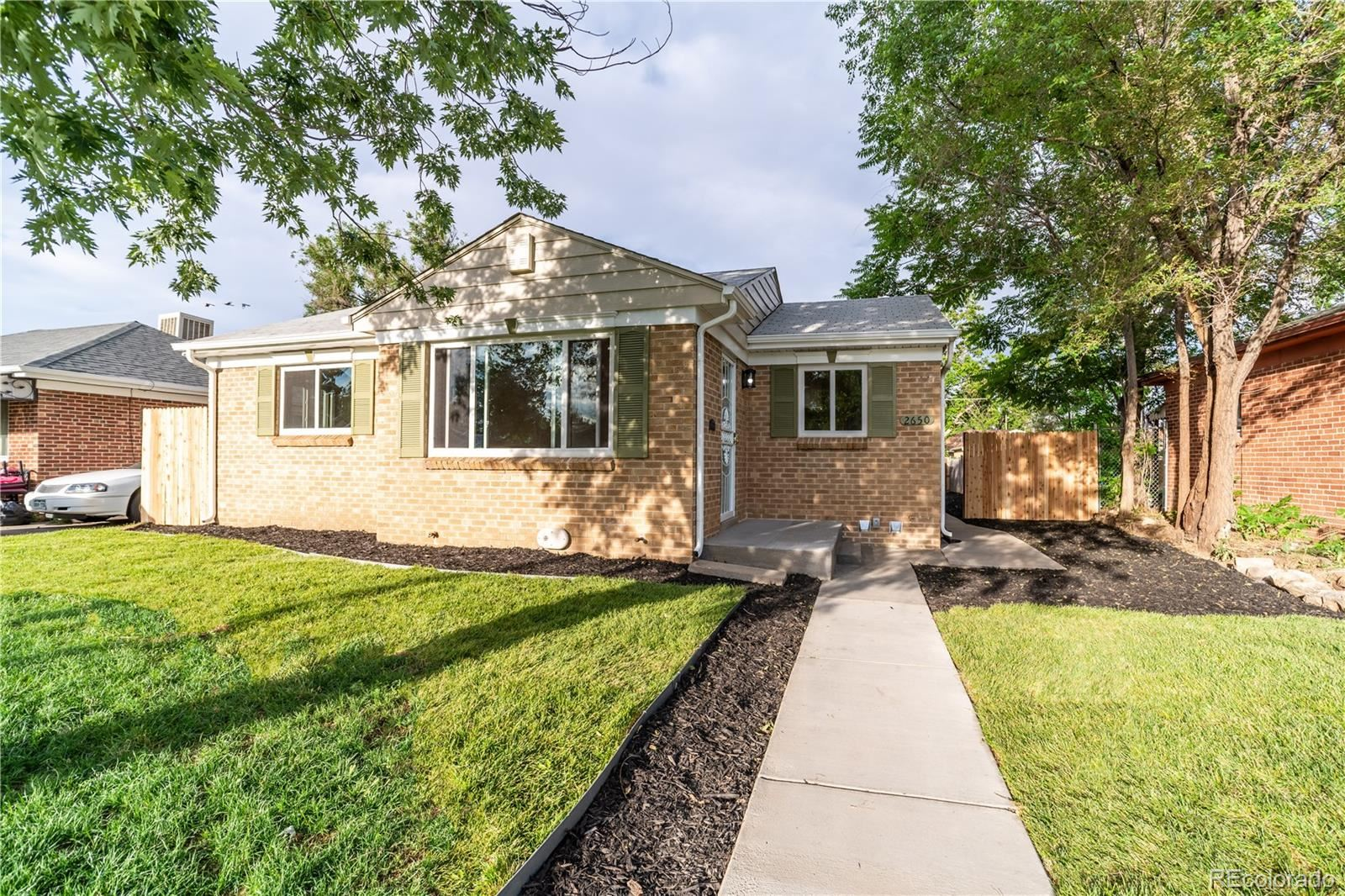 2650 Pontiac Street, Denver, CO 80207 - #: 8331947