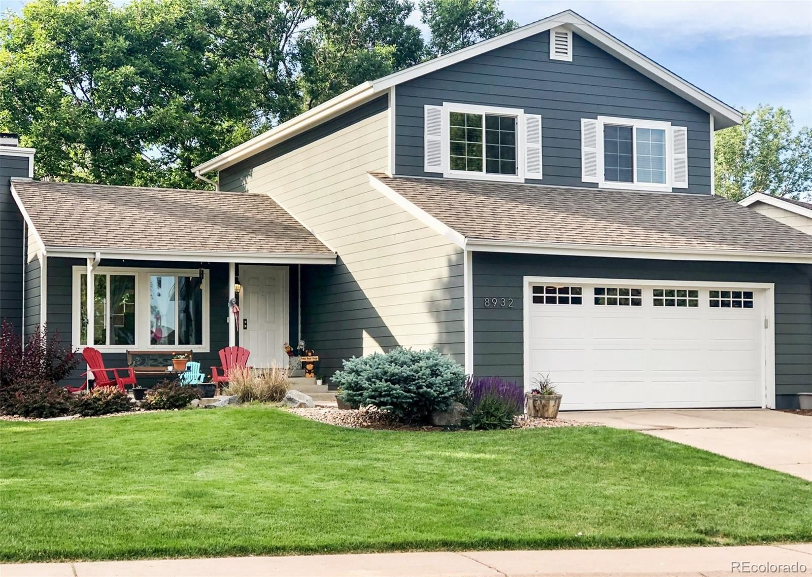 8932 S Coyote Street, Highlands Ranch, CO 80126 - #: 8857948