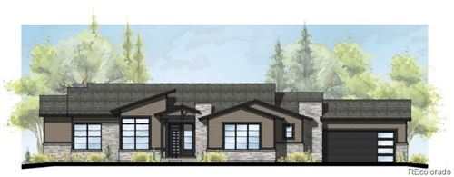 Photo of 5240 Country Club Drive, Larkspur, CO 80118 (MLS # 8221949)