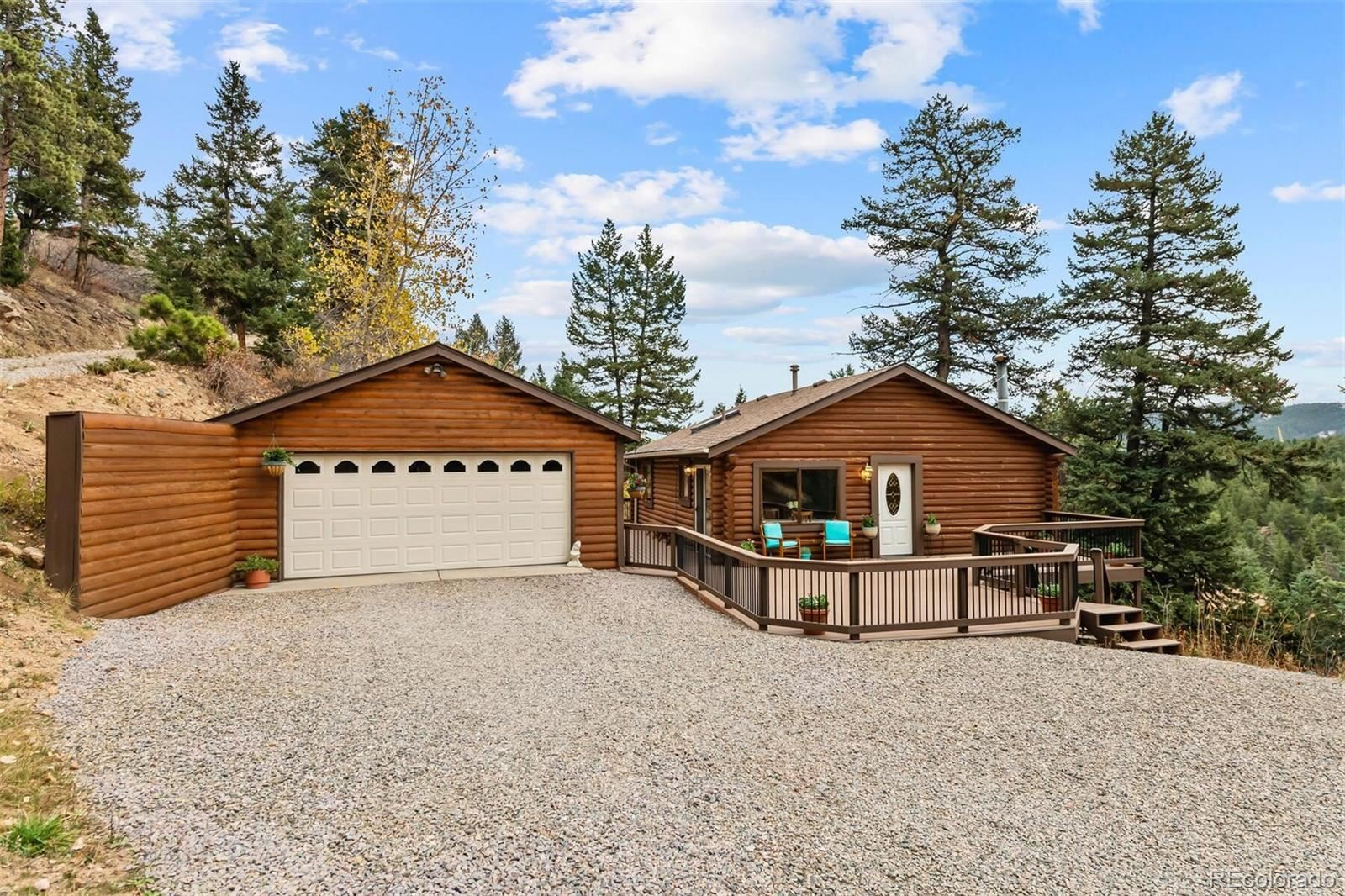 10231 Blue Sky Trail, Conifer, CO 80433 - #: 6613949