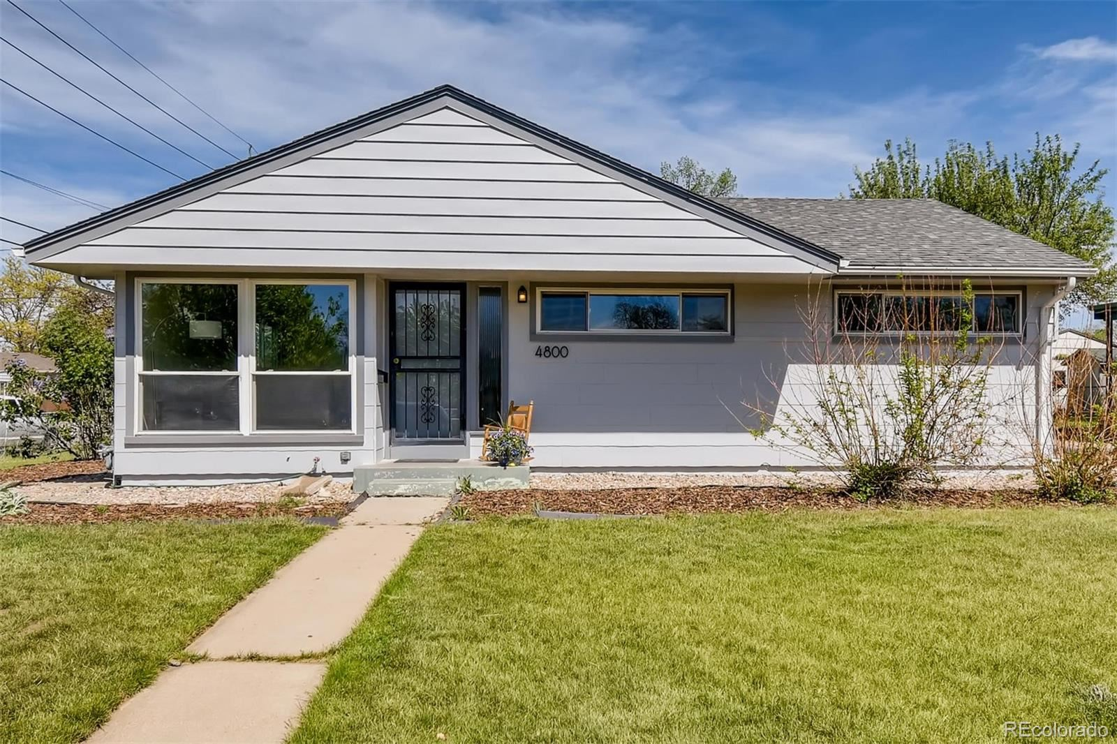 4800 S Pearl Street, Englewood, CO 80113 - #: 4162950