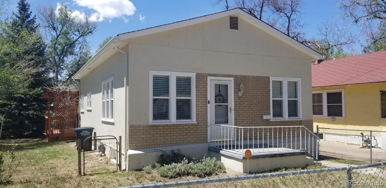 228 N Hancock Avenue, Colorado Springs, CO 80903 - #: 6871950